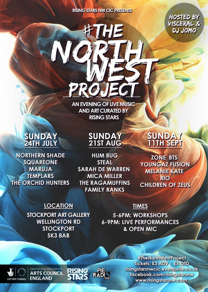#TheNorthWestProject Main Poster
